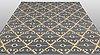 A carpet, flat weave, 290 x 243 cm