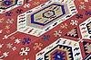 A carpet, kilim shiraz, ca 240 x 240 cm