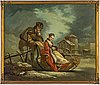 Francois boucher, copy after, early 1800, oil on canvas/panel.