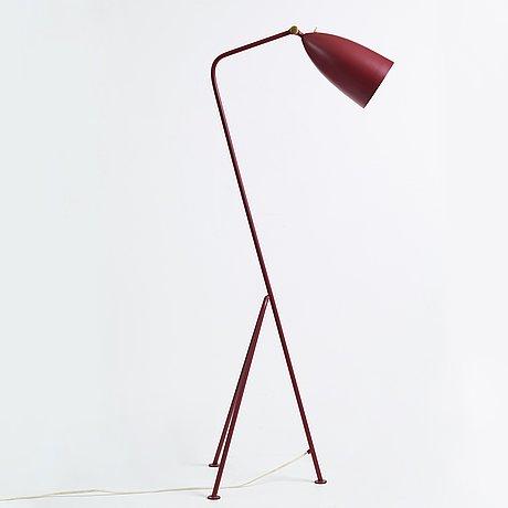 "Greta magnusson grossman, a ""g-33"" (grasshopper) floor light for bergbom's, malmö, sweden 1950's."