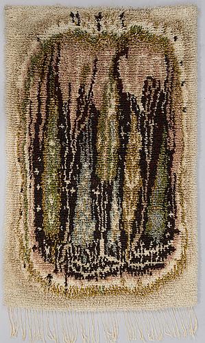 Aappo hÄrkÖnen,ryijy. noin  165x108 cm