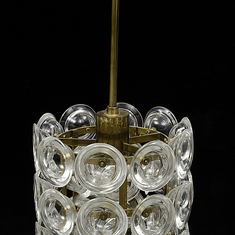 A second half of the 20th century ceiling light by carl fagerlund for fagerhult, model rd1846