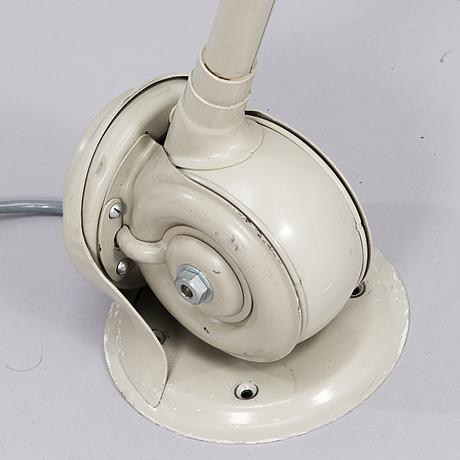 Johan petter johansson, a mid 20th century swedish industrial light 'triplex pendel'