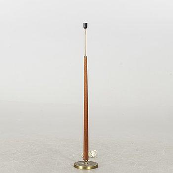 A mid 20th century floor lamp.