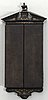 Triptyk, emalj, 1800 talets senare del, sannolikt limoges