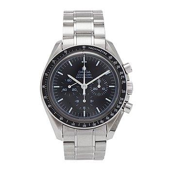 "OMEGA, Speedmaster Professional, ""Tachymètre"", chronograph, wristwatch, 42 mm."