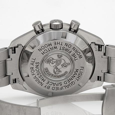 "Omega, speedmaster professional, ""tachymètre"", chronograph, wristwatch, 42 mm"
