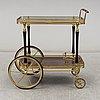 Serveringsvagn, 1900 talets andra hälft