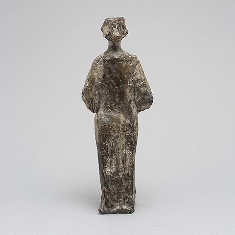 Lennart kÄllstrÖm, a bronze sculpture, signed and numbered 3/5.