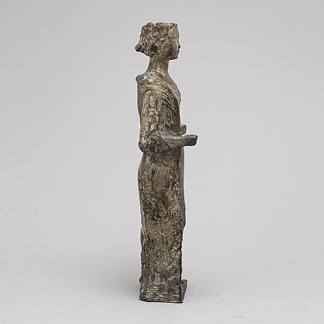 Lennart kÄllstrÖm, skulptur, brons, signerad och numrerad 3/5.