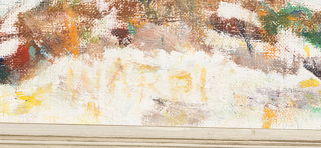"Rafael wardi,""winterlandscape""."