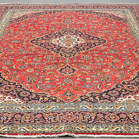 A carpet, kashan 410 x 300 cm