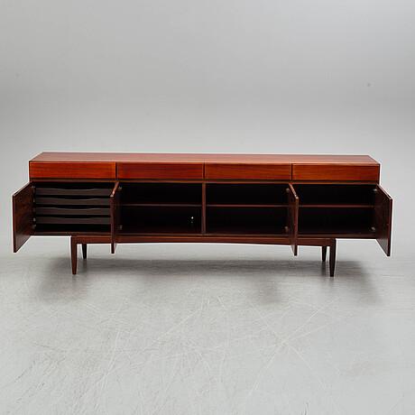 Ib kofod larsen, a sideboard, 'fa 66', for faarup møbelfabrik, denmark 1960's.