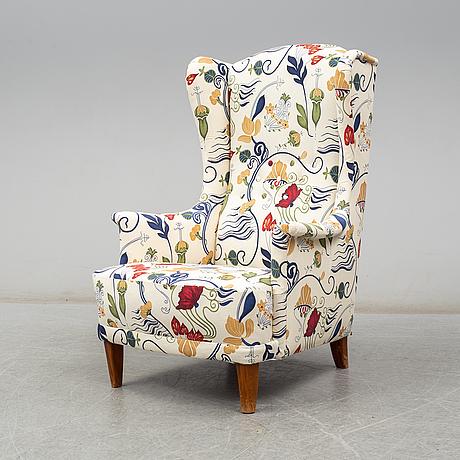 Carl malmsten, an 'Ålderman' armchair, from ab o.h. sjögren, tranås
