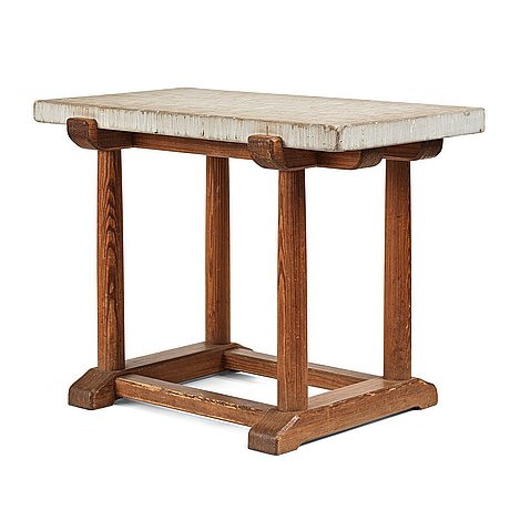 "Axel einar hjorth, a ""sandhamn"", table for nordiska kompaniet, sweden 1933."