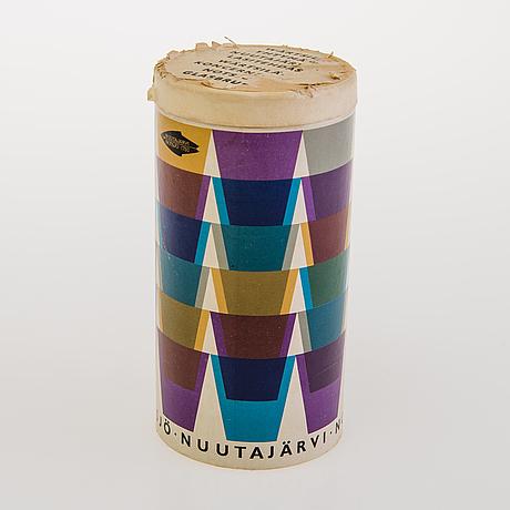 """Kaj franck, dricksglas, 6 st, """"kartio"""" 2744, i toive förpackning, kaj franck, notsjö 1900 talets mitt"""