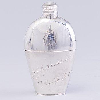 FICKPLUNTA, silver, mästare Ernst Fock, S:t Petersburg, Ryssland 1848.