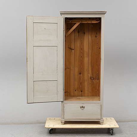 A late 19th century cabinet