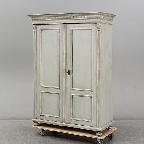 A circa 1900 wardrobe