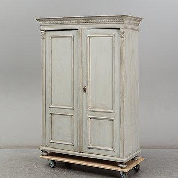 A circa 1900 wardrobe.