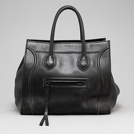 CÉline, a 'phantom' leather handbag