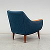 A 1950's easy chair