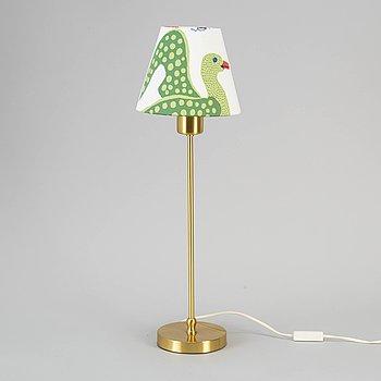 JOSEF FRANK, a model '2332/2' brass table lamp, for Firma Svenskt Tenn.