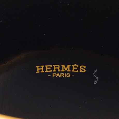 """HermÈs, """"concours d'etriers"""", rannerengas, koko mega wide pm"""