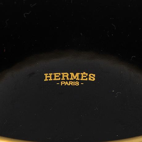 "HermÈs, ""l'arbre de vie"", armband, storlek mega wide gm"