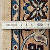 Matta, nain, part silk, sk 9 laa, ca 338 x 245 cm
