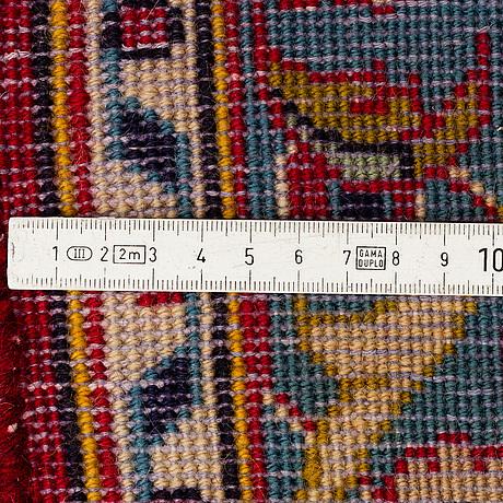 Matto kashan, ca 415 x 285 cm.