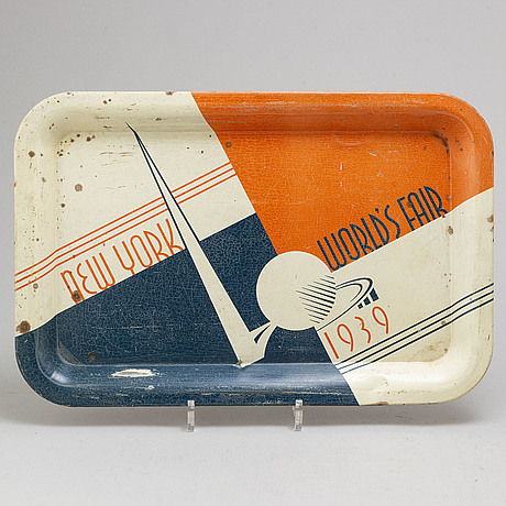 A set of souveniers from the worlds fair in new york 1939
