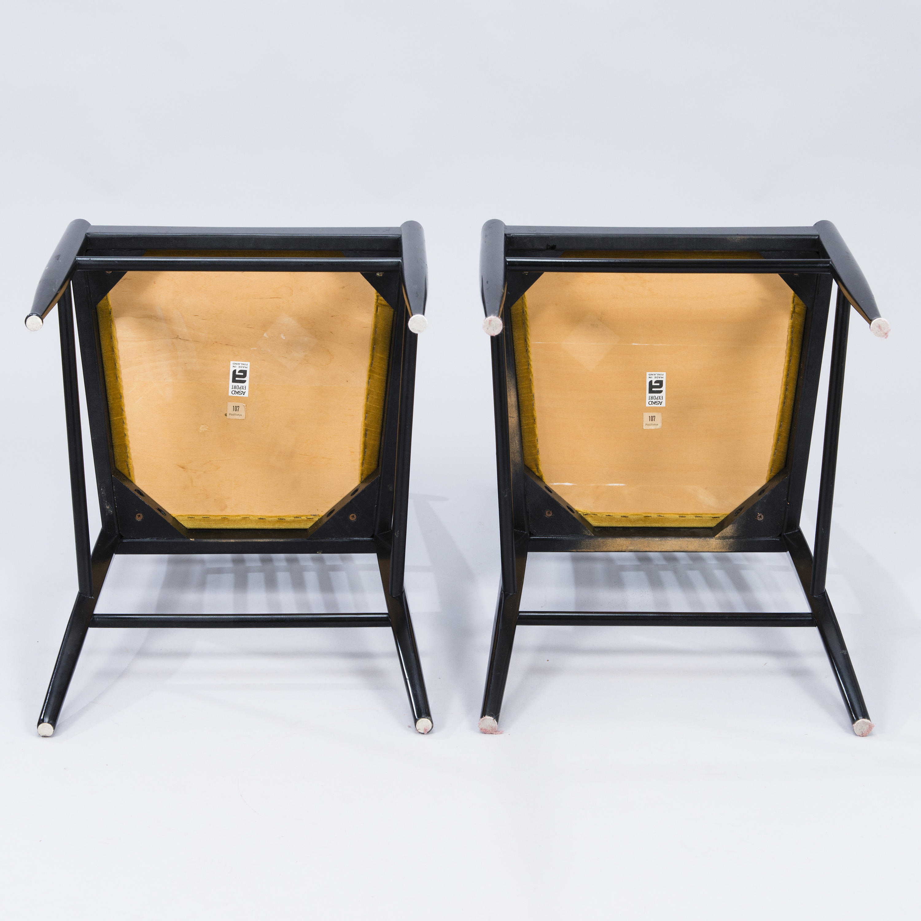 Brilliant Kerstin Horlin Holmquist A Set Of Ten Charlotte Chairs With Cjindustries Chair Design For Home Cjindustriesco
