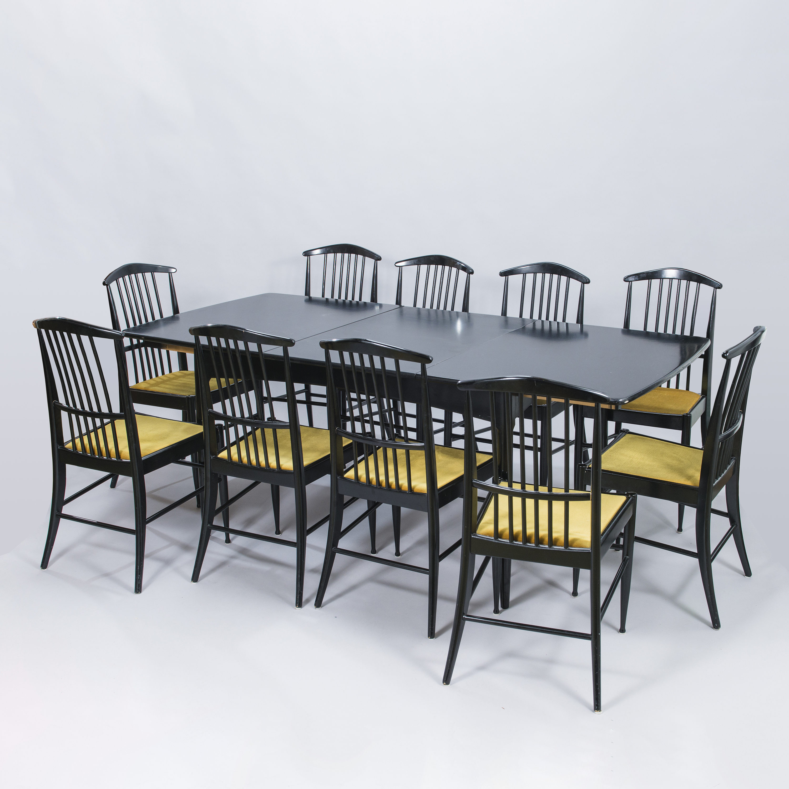 Stupendous Kerstin Horlin Holmquist A Set Of Ten Charlotte Chairs With Cjindustries Chair Design For Home Cjindustriesco