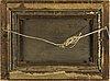 Eyre crowe, olja på duk, signerad och daterad 1883.