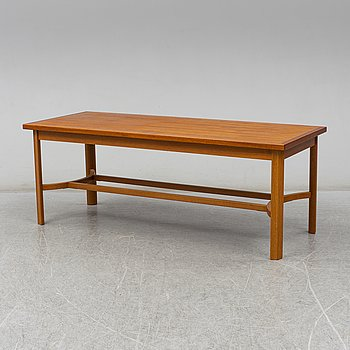 A late 20th Century coffee table by Bertil Fridhagen.