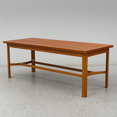 A late 20th century coffee table by bertil fridhagen