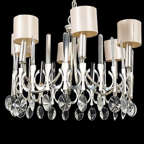 Gaetano sciolari, a ceiling lamp