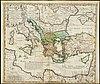 homann heirs   karta, 'imperii turcici europaei terra,...', nürnberg, 1741