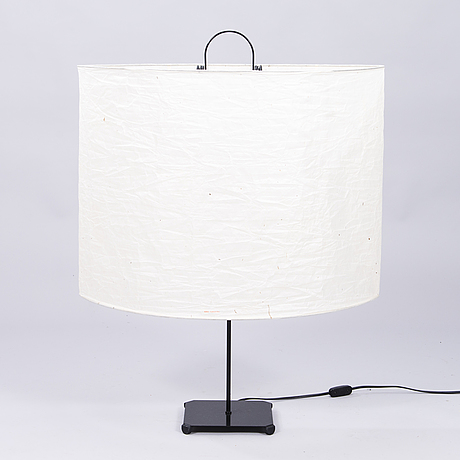 Toshiyuki kita, 'kyo' lamp for idk design laboratory, japan. design year 1983.