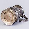 Stop, silver, london 1773