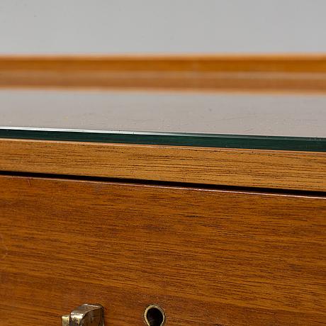 Josef frank, a mahogany dressing table, svenskt tenn, sweden, model 650.