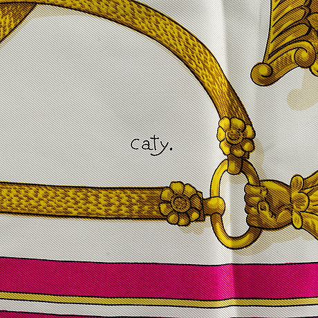 "HermÈs, scarf, ""gaucho par hermès"""