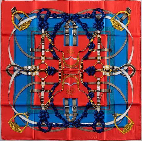 HermÈs, scarf, 'grand manège'