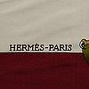 HermÈs, scarf, 'chasse a vol