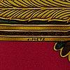 HermÈs, scarf, 'les parures du vent'