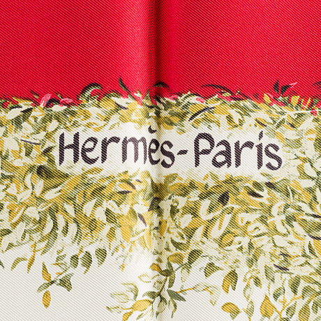 HermÈs, scarf, 'kenya'