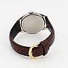 Omega, armbandsur, 35.5 mm.