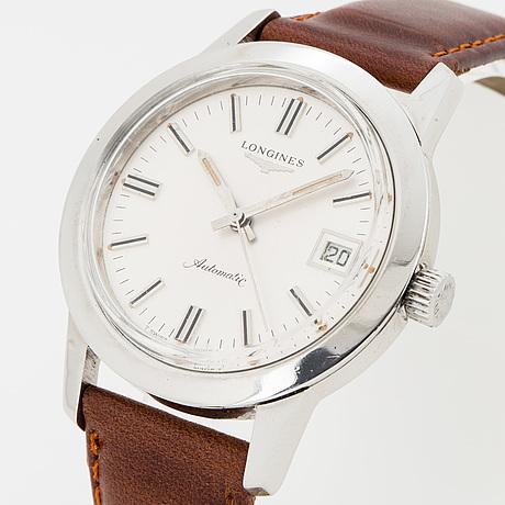 Longines, armbandsur, 35 mm