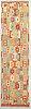 A kilim runner, ca 296 x 80